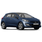 Hyundai i30 + i30 cw (FD) (01/2010-06/2012)| объем дв-ля:1,6 CRDi | 128 л.с. (Производство машин Tschechien / Czech Republic)