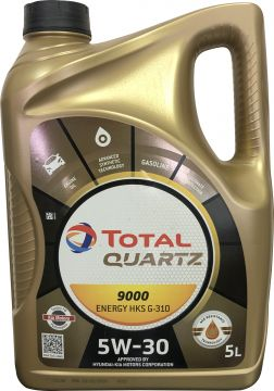 Total QUARTZ 9000 ENERGY HKS G-310 5W-30 (5л)