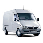 MERCEDES-BENZ Sprinter I (02/1995-06/2000)|объем дв-ля: 208 D|80 л.с.