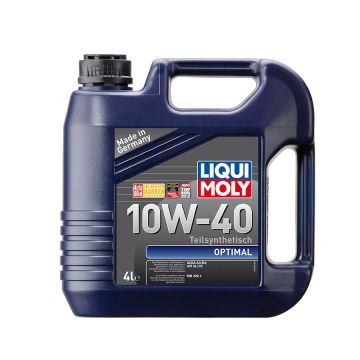 LIQUI MOLY Optimal 10W-40 (4л)