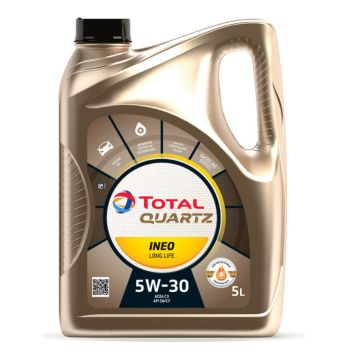 Total QUARTZ INEO LONG LIFE 5W-30 (5л)