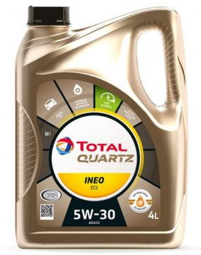 Total QUARTZ INEO ECS 5W-30 (4л)