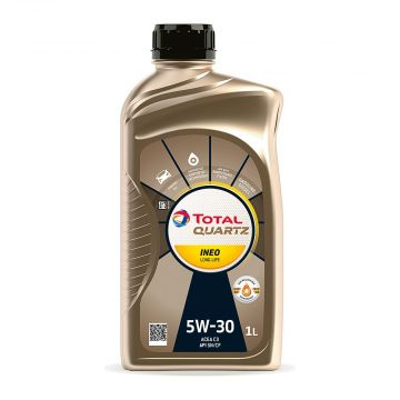 Total QUARTZ INEO LONG LIFE 5W-30 (1л)