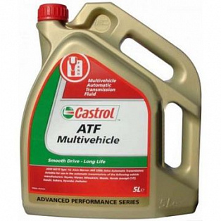 Castrol ATF Multivehicle (5л)