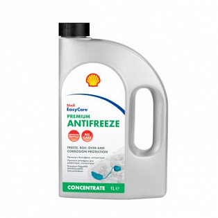 Shell Premium Antifreeze Concentrate (4л)