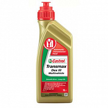 Castrol Transmax Dex III Multivehicle (1л)