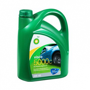 BP Visco 5000 5W-40 (4л)